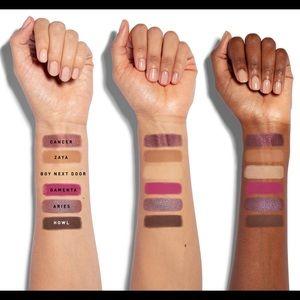 Morphe Makeup - NEW Morphe X Manny MUA Glam palette eyeshadow